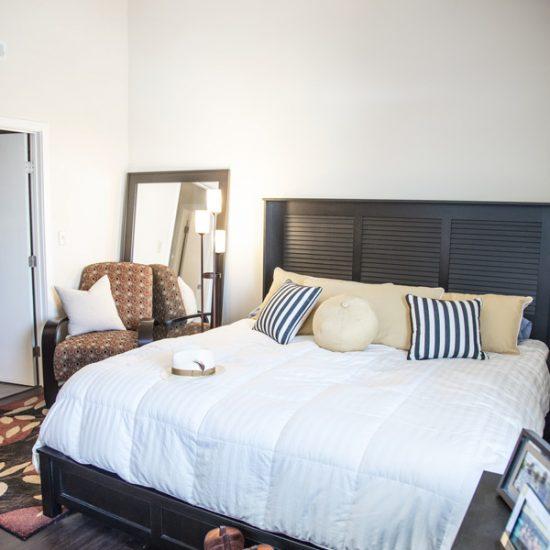 Gramercy Row Bedroom
